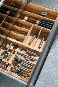 Ideas de almacenamiento en cocinas