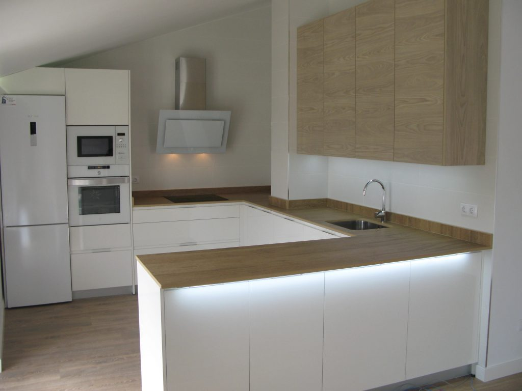 Cocinas americanas muebles de cocina en vitoria tierra home design - Ver cocinas americanas ...