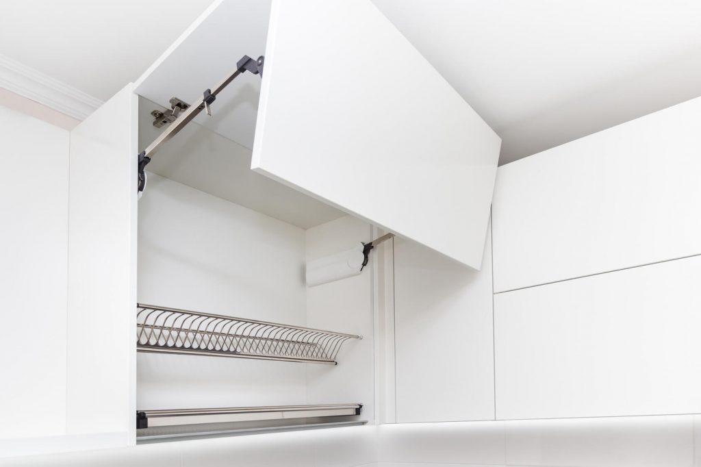 Herraje para puertas plegables de cocina