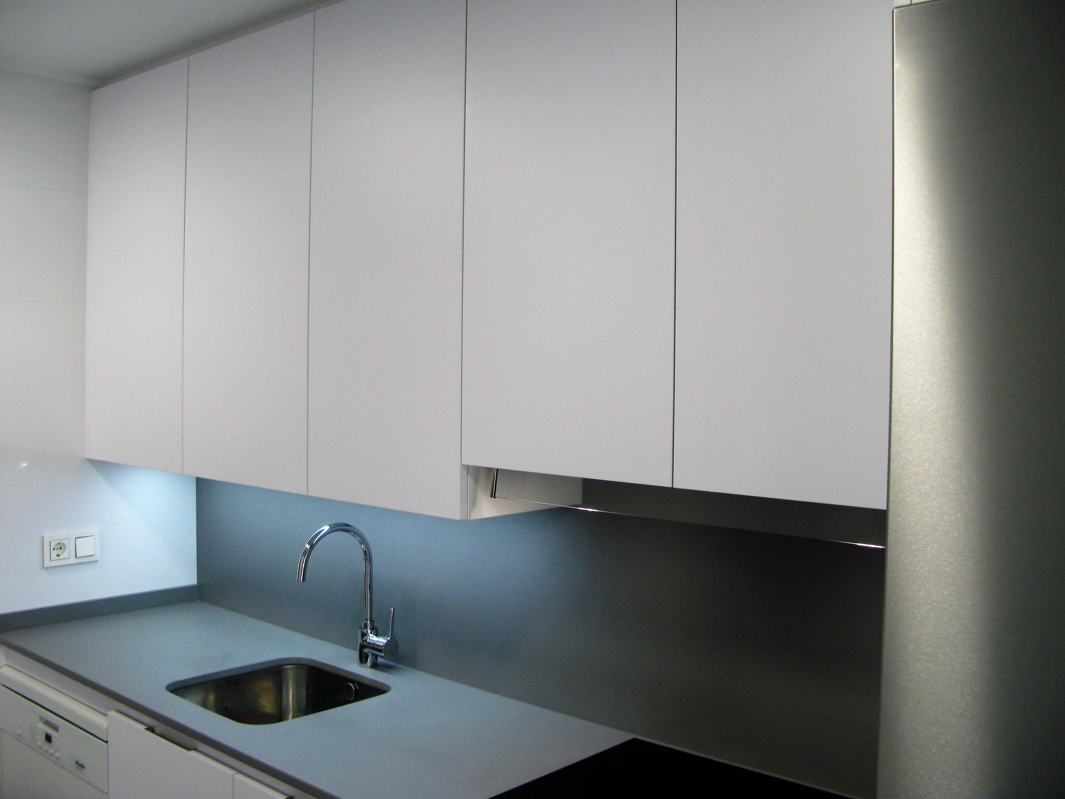 Muebles de cocina hasta el techo, Si o no? Cocinas modernas ...