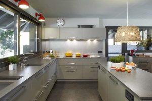 Soluciones de iluminación para cocinas