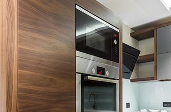 Equipamiento para cocinas: Electrodomésticos