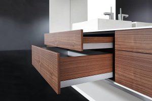 Muebles de cocina con tiradores Gola