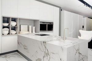 Soluciones de almacenamiento en cocinas