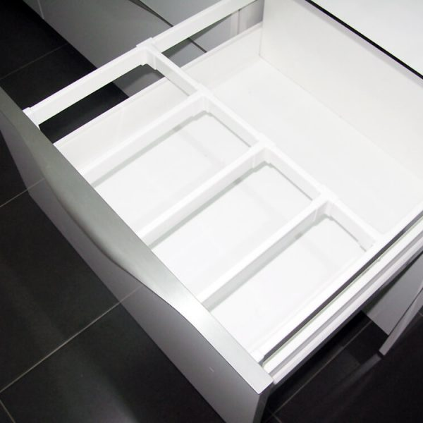 Nuevos cajones interiores para cocinas en Vitoria