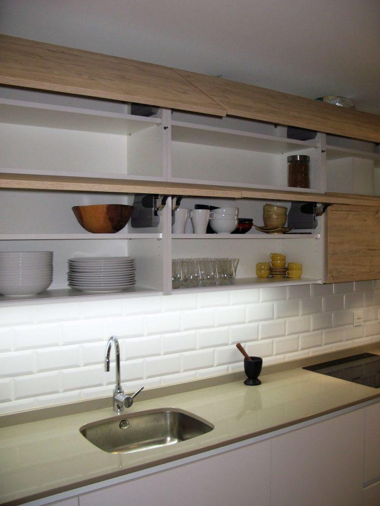 Cocinas americanas muebles de cocina en vitoria for Muebles altos de cocina