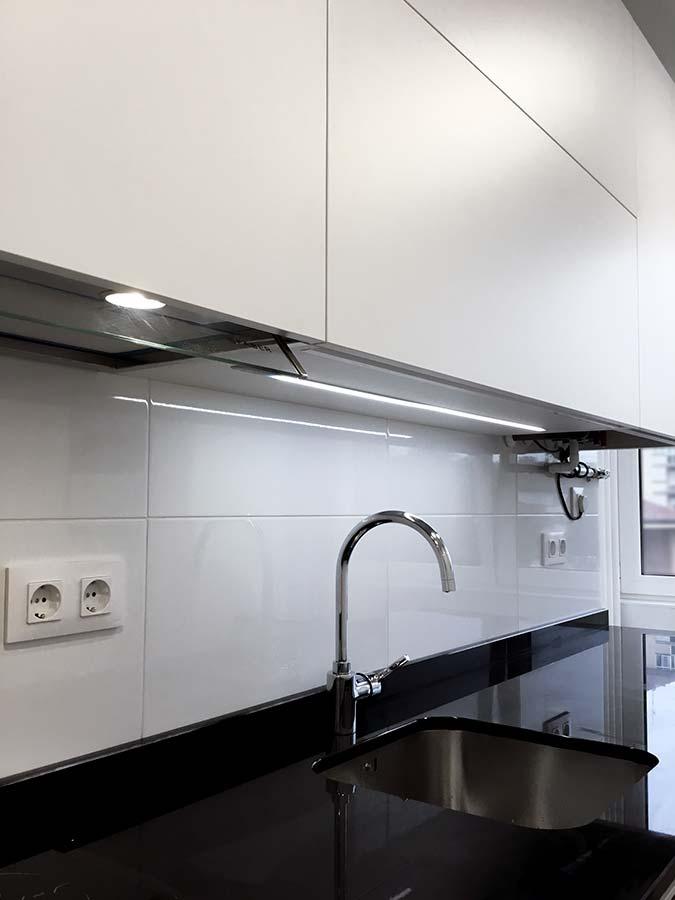 Cocinas Vitoria diseño sin tiradores