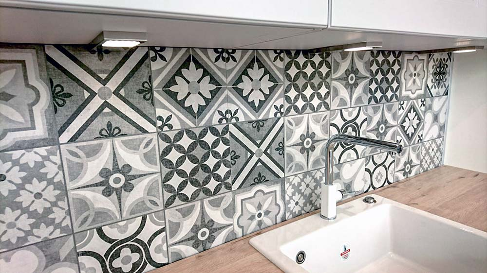 Azulejos decorativos para cocinas