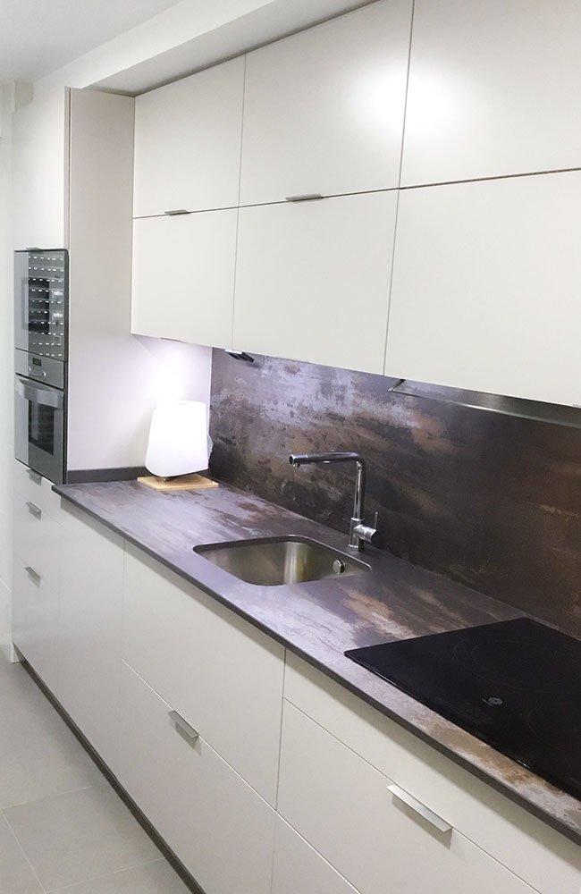 Famoso La Terapia Cocina Del Apartamento Cocina Pequeña Regalo ...