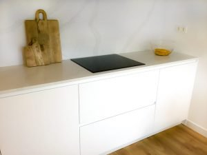 cocinas minimalistas vitoria