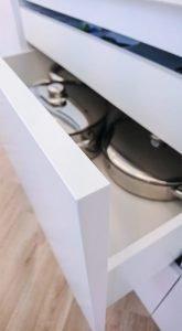 puertas de cocina canteado