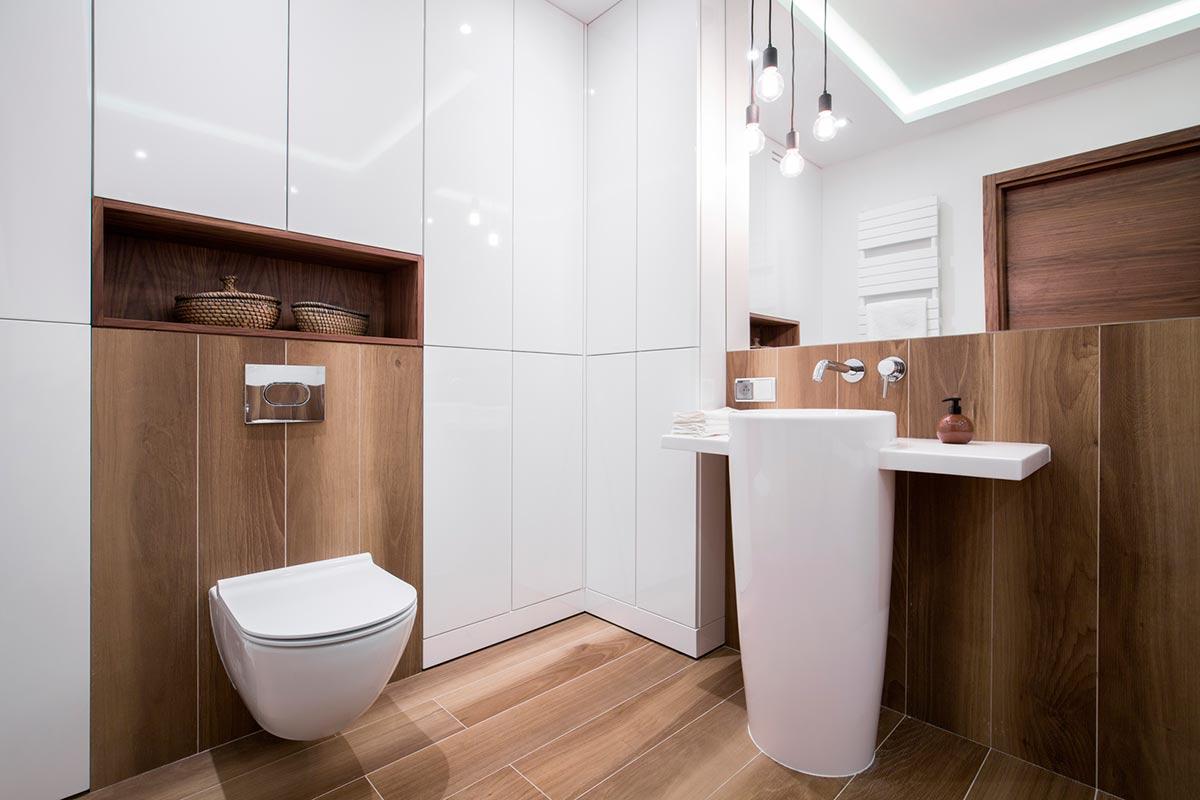 Nueva colección de muebles de baño