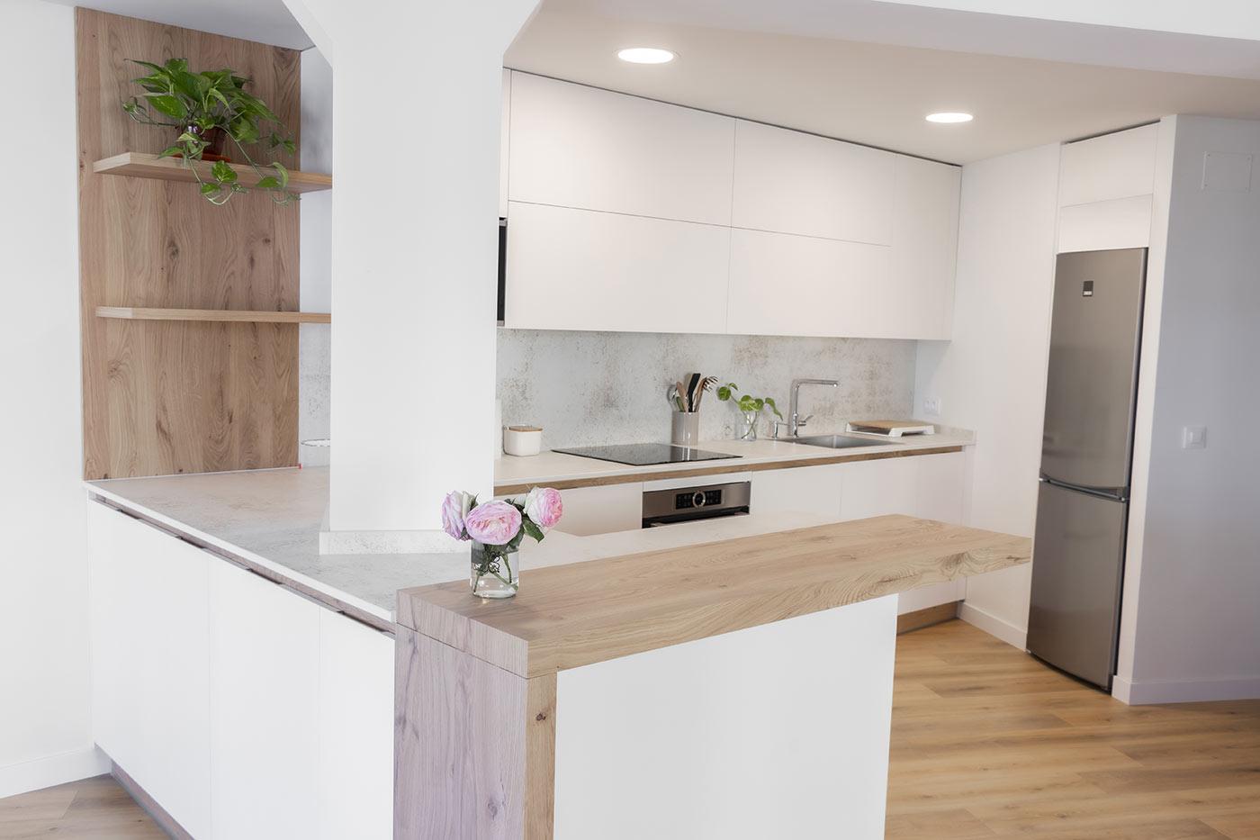 Cocinas Modernas En Vitoria Cocinas Integrales Tierra Home Design