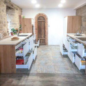 Diseño de cocinas tras el confinamiento. Cocinas modernas en Vitoria