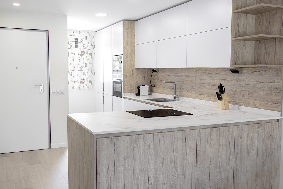 Diseño de cocinas tras el confinamiento