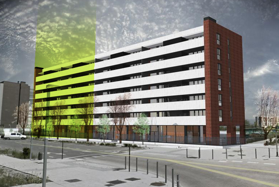 Nueva promoción vivienda Nicosia 62 en Vitoria - Gasteiz
