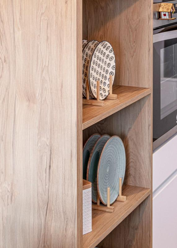 ideas de almacenaje en cocinas pequeñas