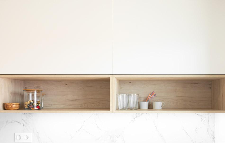 5 ideas de almacenaje en cocinas pequeñas