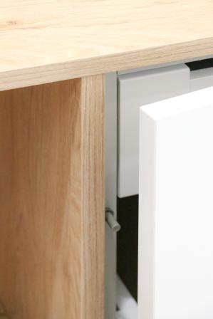 Sistema apertura push muebles de cocina